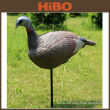 Tourbon guangzhou manufacturer foam hunting turkey decoy/hunting turkey game