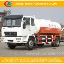 Heavy Duty HOWO 4X2 High Pressure Sewage Suction Truck