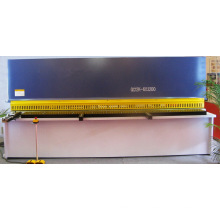 Гидравлический резальный станок с ЧПУ 6X3200