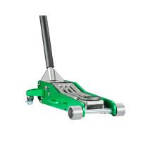 1.5Ton Low Profile Full Size De Alumínio Corrida Piso Jack Rapid Pump Lift Car Auto