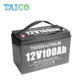 12.8V 100aH Battery 12 Years Warranty 6000 Cycles Life Home Battery