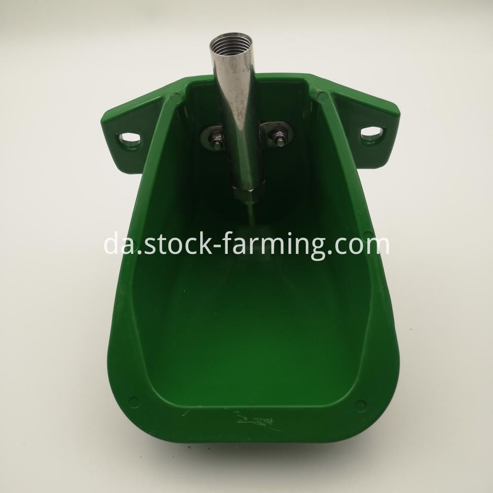 Plastic Drinking Bowl For Cattle