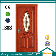 Modern Glass Wooden Door for Interior Room with New Design
