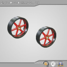 Rodas de polia Forjando rodas com alta qualidade