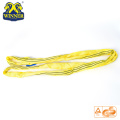 Poliéster Endless 3 Ton Ronda Lifting Belt Sling Sling