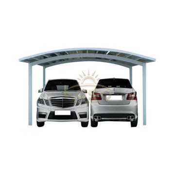 Gara Car Parking Shed Aluminium Polycarbonate Single Carport