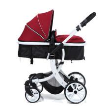 Kinderwagen für Neugeborene und Kleinkinder - Convertible Stubenwagen Kinderwagen Kompakt Einzelkinderwagen Kleinkindersitz Kinderwagen Luxus