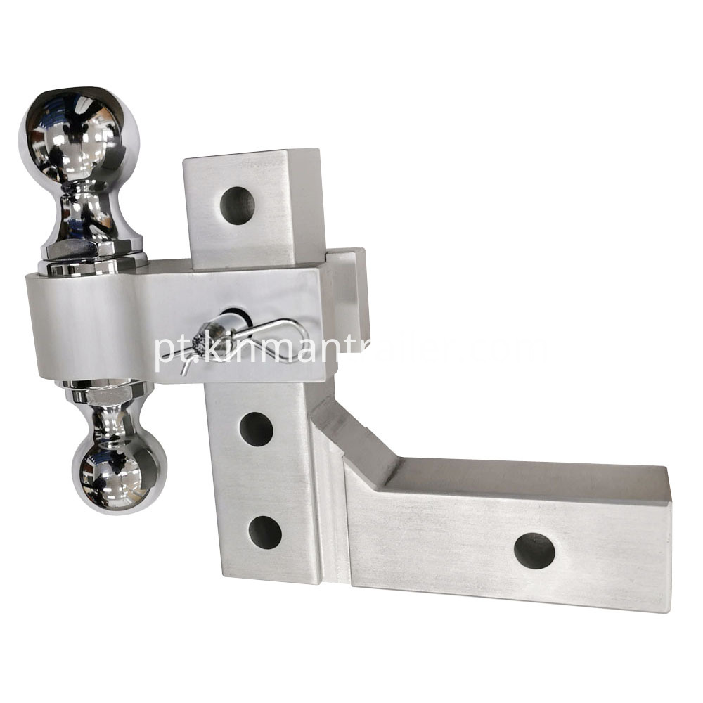 heavy duty tow ball mounts