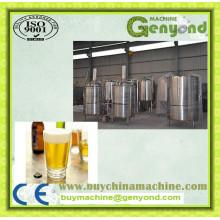 Equipamento Completo para Processamento de Cerveja