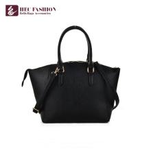 HEC 2018 Fashion Hand Bags PU PVC Material Woman Handbag
