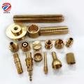 precision CNC metal brass aluminum parts machining service