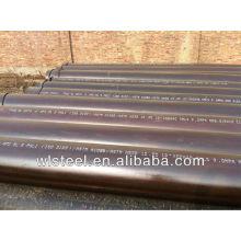 precio de tubo de acero de carbono inconsútil q235 para la cantidad de orden mínima baja