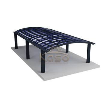 Kit métal Iron Import Holz Carport Material