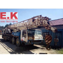 Hydraulic Boom Crane 50ton XCMG Truck Crane (QY50K)