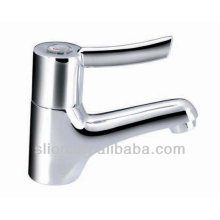 Sequential Taps - Basin Mixer Designed for the Disabled People