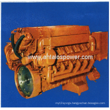 Deutz Air-Cooled Diesel Engine Bf12L413f