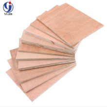 Professional high quality poplar core commercial plywood