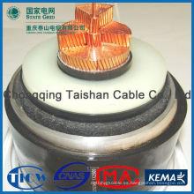 Profesional de calidad superior directamente precio de fábrica hv cable de alimentación eléctrica