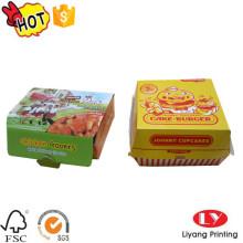 Cheap burger packaging box food box