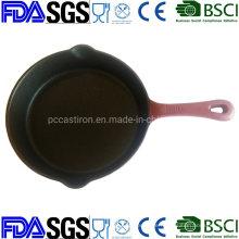 8′′ Real Nonstick Cast Iron Skillet BSCI, LFGB, FDA