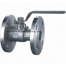 1PC Stainless Steel Flange Ball Valve