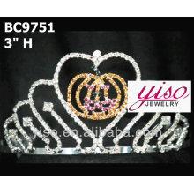 Tiara de corona de lujo