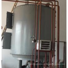 Secador de Placa Contínuo para Acelerador de Borracha na Indústria Química