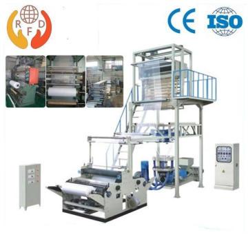 Máquina de soplado de película de retracción térmica de PE de alto rendimiento