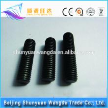 special geared shaft,OEM non-standard molybdenum screw
