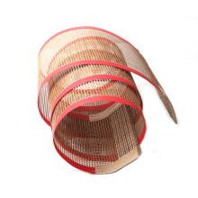 Cinta de malha PTFE resistente ao calor para secador de micro-ondas