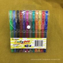 12 Colors Glitter Gel Ink Pen