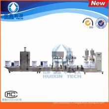 Machine de remplissage pour la peinture industrielle / peinture anti-corrosive / peinture de plancher / résine / solvant chimique / agents de durcissement