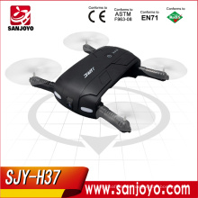 Selfie drone JJRC H37 Headless Mode Self-timer WIFI real-time transmission Foldable Remote control toys and hobbies