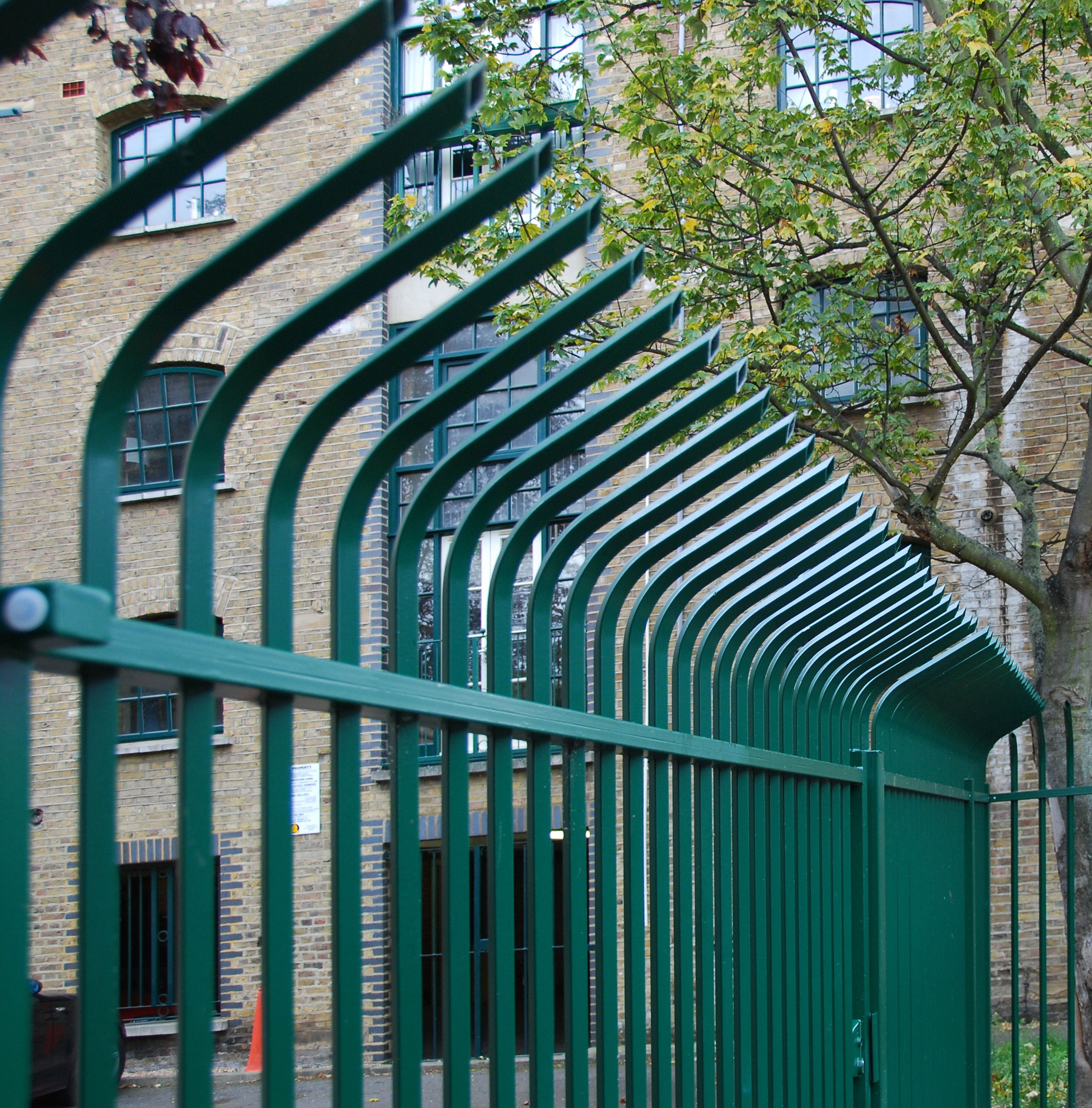 ornamental fencing panels