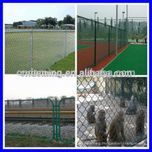 DM high quality and low price chain fencing (Professional Factory )