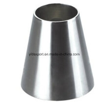 Polished Sanitary Stainless Steel Welded Concentric Reducer