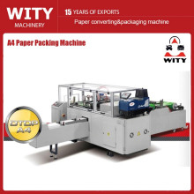 Máquina de embalagem de papel de fotocópia tamanho A4 automática