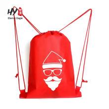 Складной ткани breathable Non сплетенный рюкзак