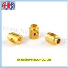 Raccord de borne en cuivre d'alimentation, connecteur de borne, terminal rond (HS-DZ-72)
