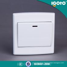 Igoto British Standard D3020 1 Gang 1 Way 20A Electrical Light Switch