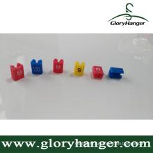 Пластиковый вешалка для одежды (GLPZ001)