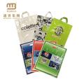 Os fabricantes por atacado de Guangzhou PE / LDPE 100% biodegradável aceitam sacos de plástico feitos sob encomenda da compra da impressão com próprio logotipo