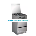 Forno da interno in vetro temperato per interni