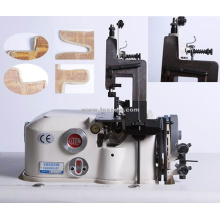 Máquina para sobreponer alfombras de 2 hilos (para alfombrillas)