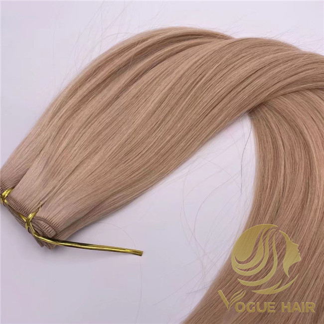 wholesale hand tied weft