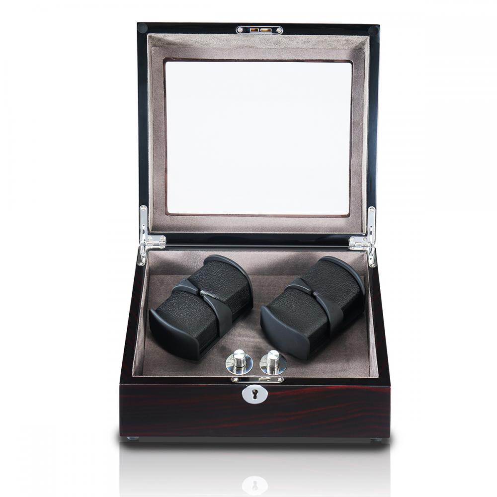 Ww 8222 Watch Winder For 4 Watches Rolling