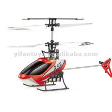 Kleine 4-Kanal 2.4G Legierung Fernbedienung Hubschrauber