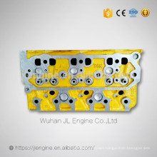 Genuine S6K Diesel Engine head of block Cylinder Head 5I7520 / 5I7521
