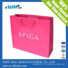 China Hot Factory Quality Cheap Recycle sac en papier avec logo print