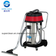 Kimbo 60L Stainless Steel Wet and Dry Vacuum Cleaner with Tilt